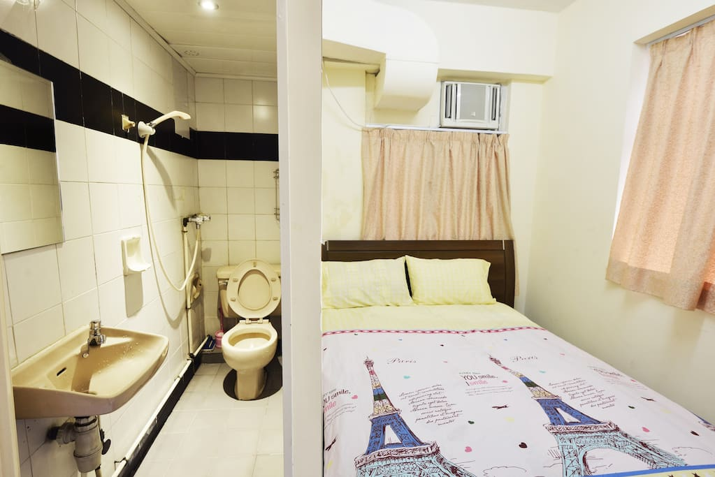 Clean & comfortable double room