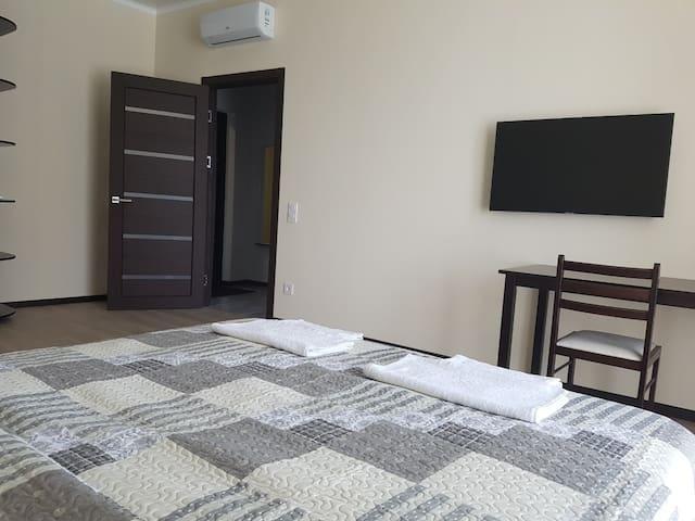 Теплые и уютные апартаменты