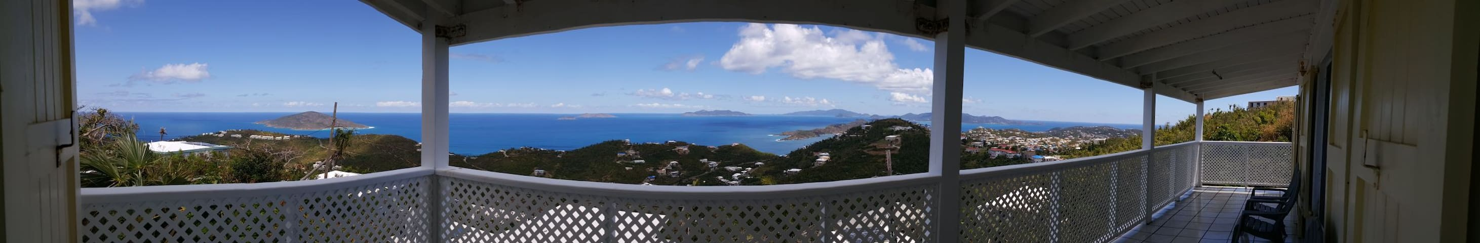 Home With A BVI View!