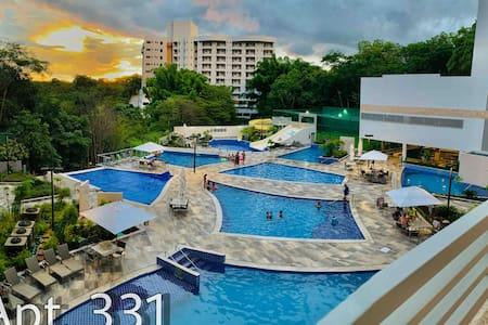 Rio quente,  Park Veredas flat luxo