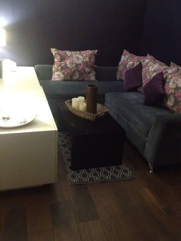 Habitación en departamento muy acogedora - Mexico City - Lägenhet