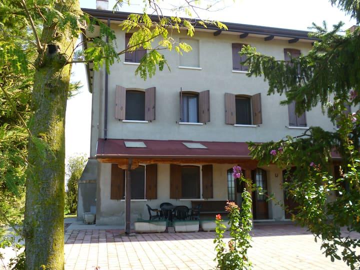 Casa Letizia, in campagna vicino a Venezia