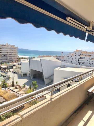Puerto Banús Center.Amazing 2 bedrooms apartment.