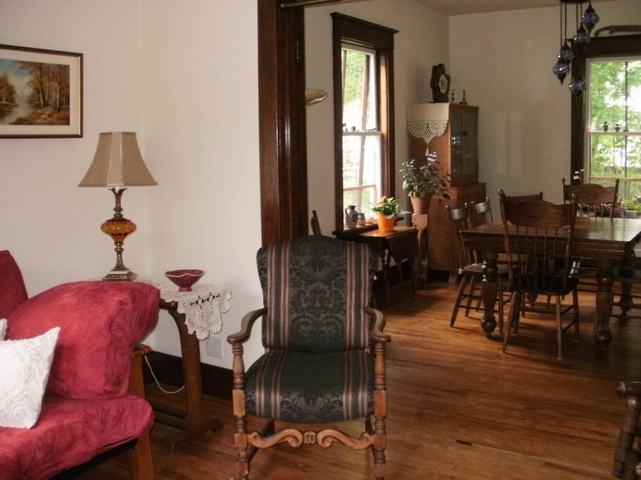 Bed And Breakfast Parry Sound Area