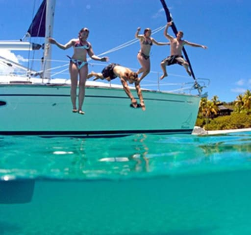 Sailing trip Formentera 7 people for € 500.