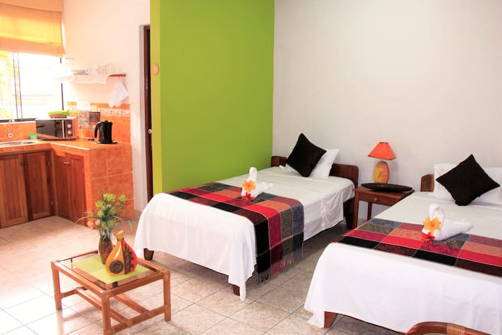 Room 2 beds - Iquitos