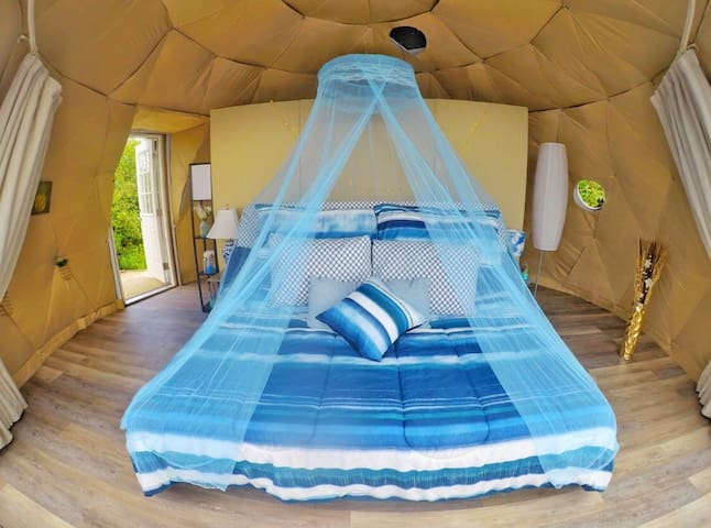 Secluded Star Gazing Dome Aquarius