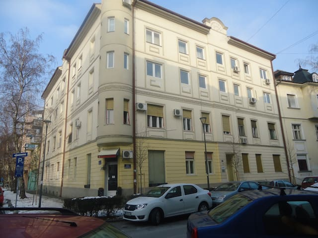 Modern, hidden gem in the heart of town - Novi Sad - Apartmen