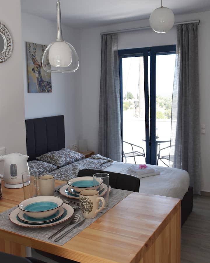 A&E Elpida Rooms Laerma Village/ Moutzis