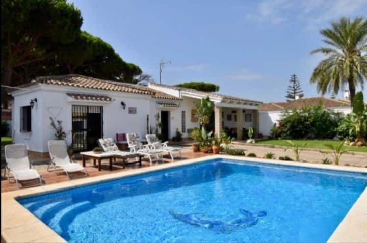 Relax asegurado el Villa el Mencal