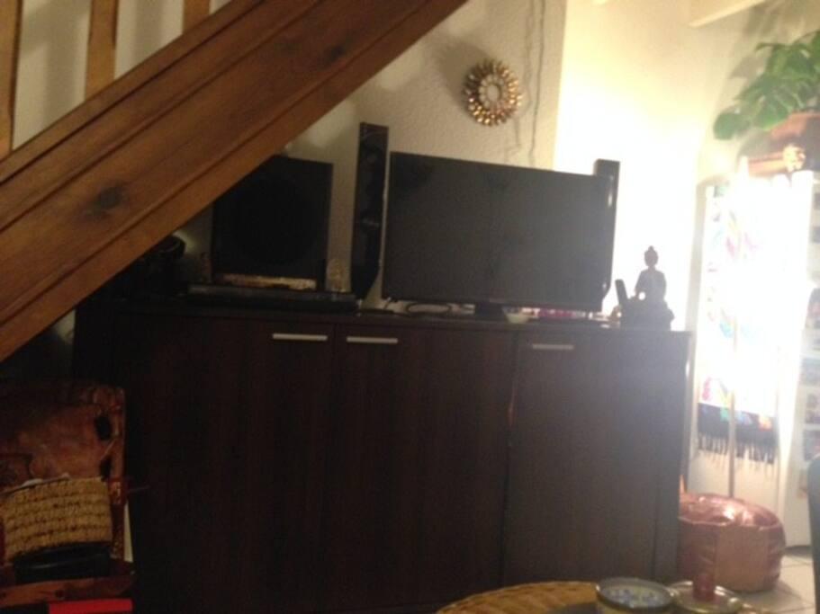 télévision et home cinema
