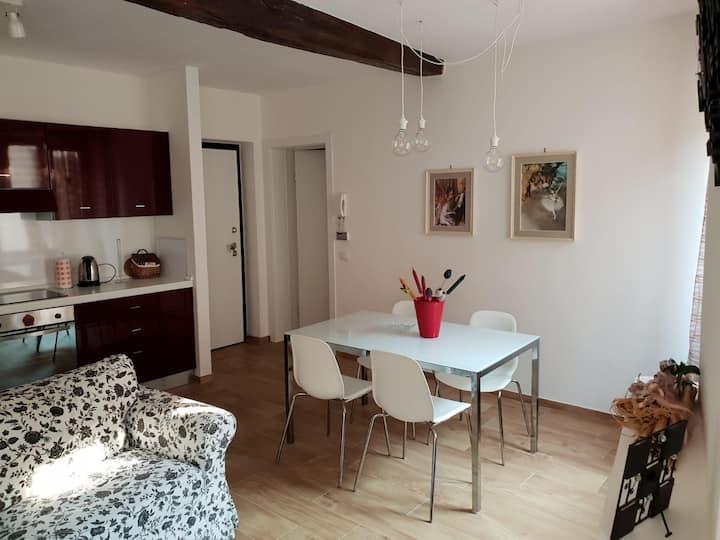 Casa centro Parma