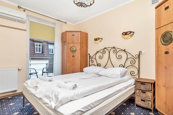Apartment with balcony | Światowida 17A