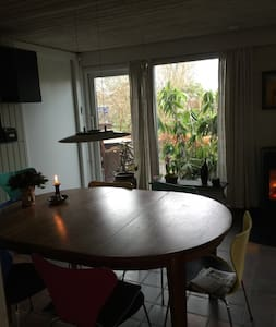 Nice and peaceful villa 14 km south of Aarhus - Malling - House