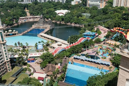 Resort Suites Sunway Resort