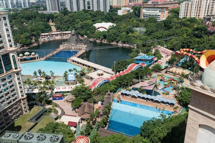 Resort Suites Sunway Resort