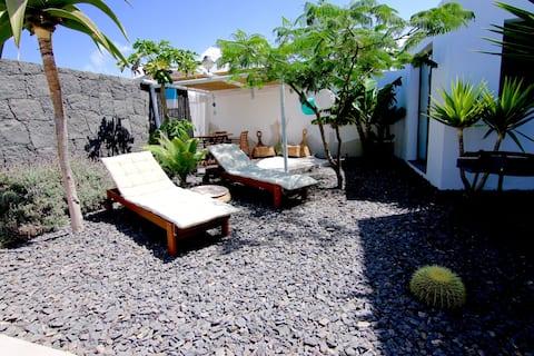 Precioso apartamento en Montaña Roja, Playa Blanca