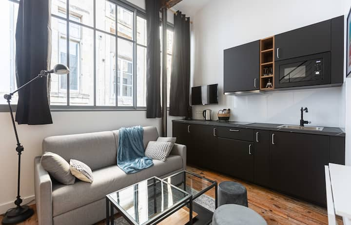 GuestReady - Studio style apartment in the heart of Bordeaux