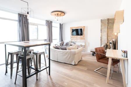 lumineuxT2  48 m2 + parking privé - Bordeaux - Wohnung
