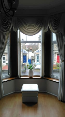 Full of character and charm - saltcoats - Apartament