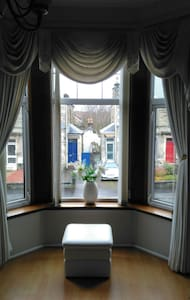 Full of character and charm - saltcoats - Leilighet