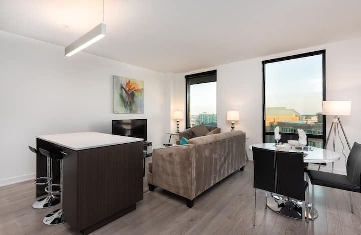 Deluxe 1BR | + Pool and Gym | Reston VA | by GLS