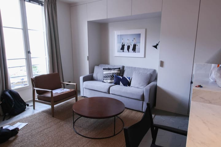 COMFORTABLE STUDIO - CLOSE TO JARDIN DES PLANTES