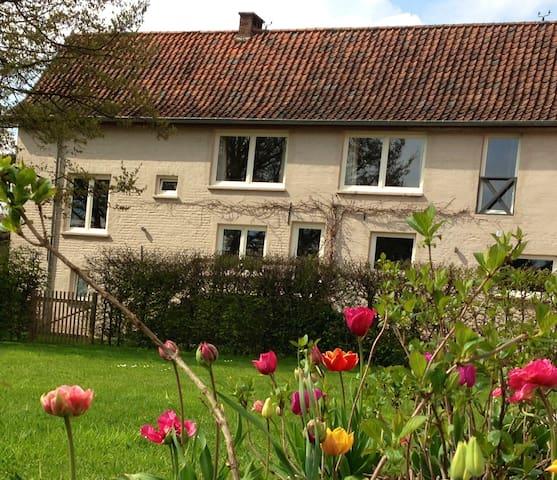 Cottage Green Belt Brussels - Overijse - Casa