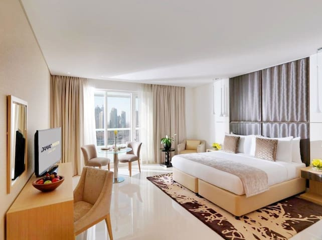 Hotel Apartment near Dubai Mall with a view