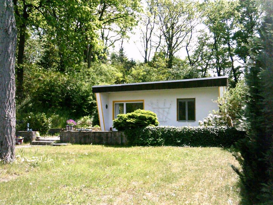 Ferienhaus brandenburg a d havel bungalows for rent in for Bungalow brandenburg