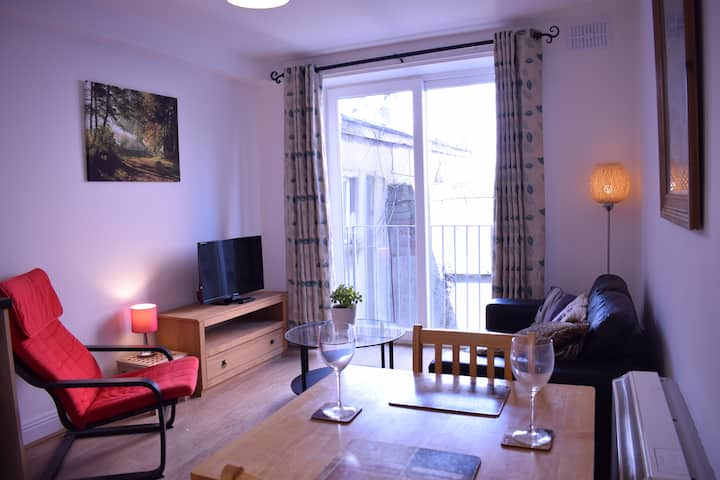 Light 1 Bed 1 Bath Apartment in Central Dublin!