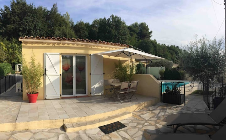 villa 4 personnes avec piscine