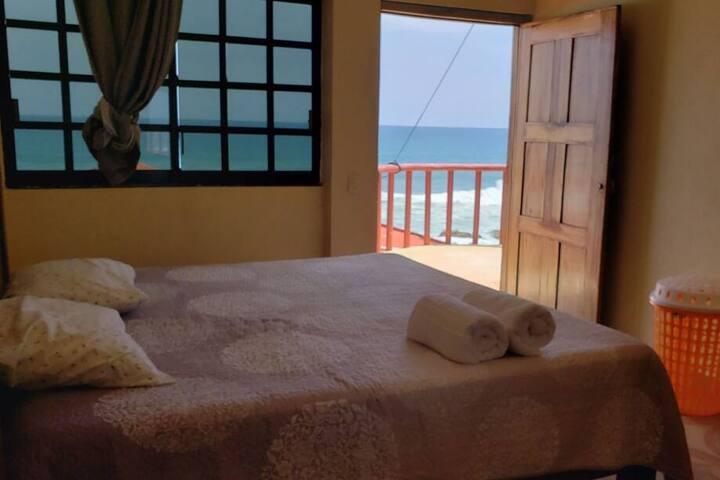 Habitacion Frente Al Mar Con Doble Terraza