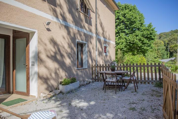 Appartamento uso turistico a Campiglia Marittima