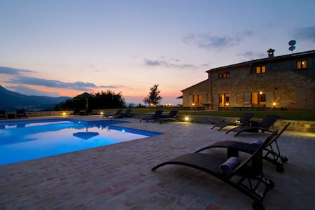 Amazing Villa With Mountain Views - Santo Stefano - Villa