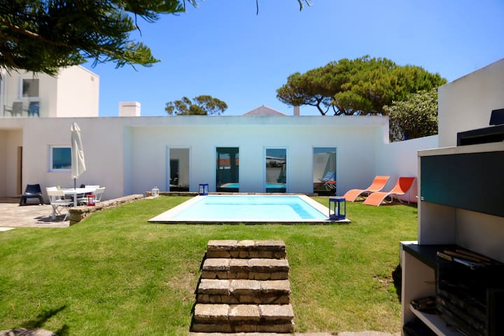 CheckinCheckout - Beach House - São João das Lampas - Villa