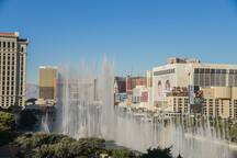 H9 Bellagio FountainView,Center of LasVegas Strip