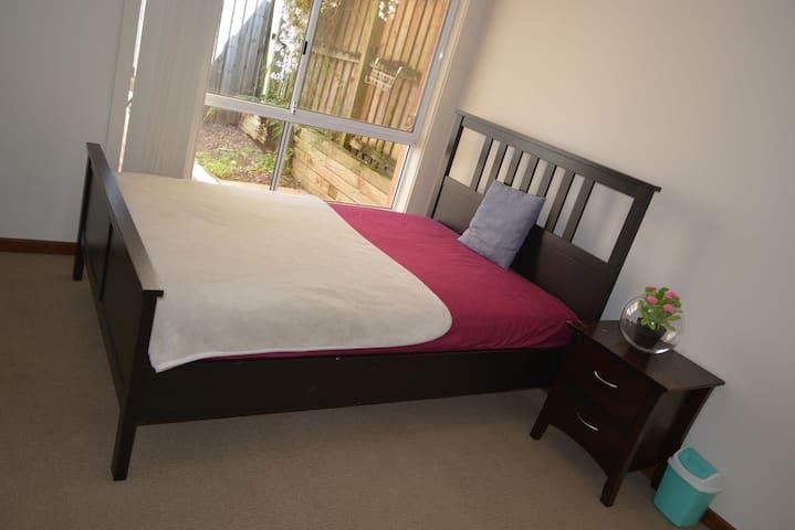 Peaceful room near macquarie +Parking