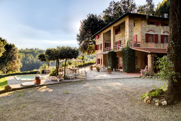 Great central location to discover Tuscany - Gambassi Terme - House