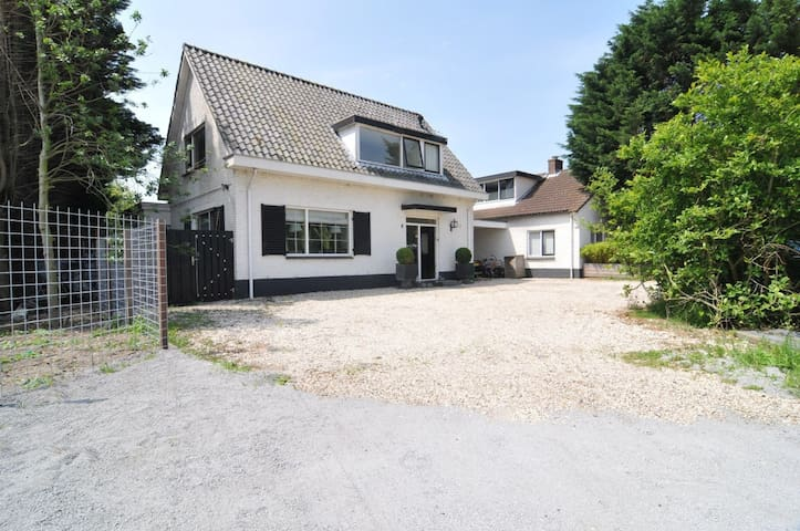 ♡ Luxury villa 15 min Beach + 20m A'DAM