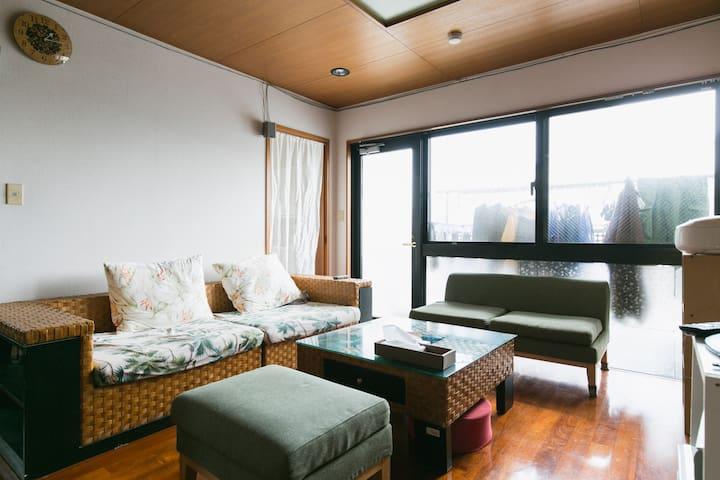 Room @ Kume Naha - Naha-shi