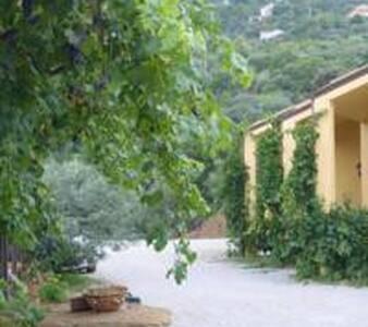 Appartamenti nel Parco delle Madoni - Castelbuono - Aamiaismajoitus