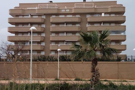 Apartamentos PLAYA RIVERA - Cabanes - 公寓
