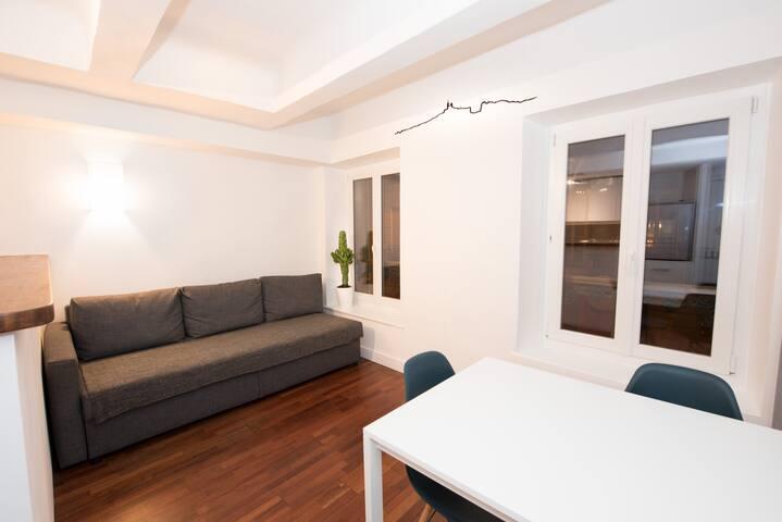 Salon - Canapé lit