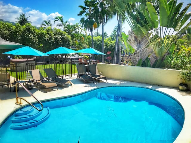 ★★Next to Sheraton by Keauhou Bay w/ POOL/SPA/AC⚡