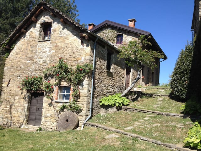 Casa di Judith, gorgeous stone country house