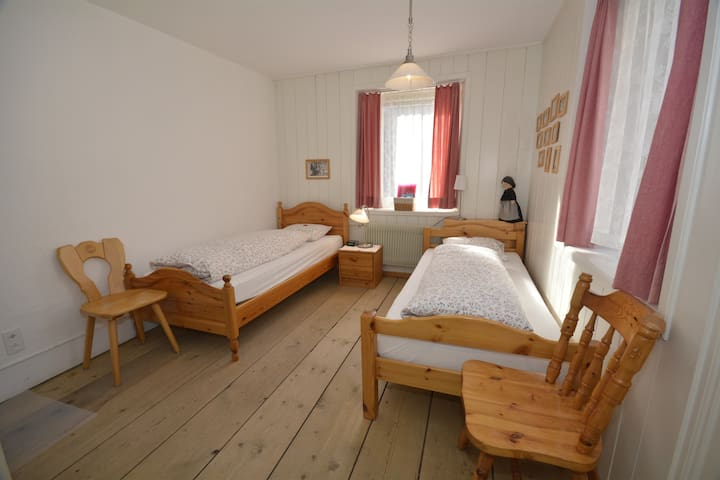 Zweibettzimmer - Filisur - Bed & Breakfast