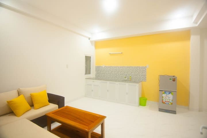 "HOME STAY ""MARGO"" west middle studio,1F(JUST NEW) - Nha Trang"