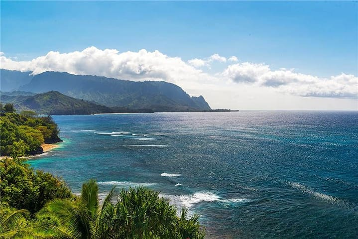 Jewel of the Pacific- Oceanfront Paradise