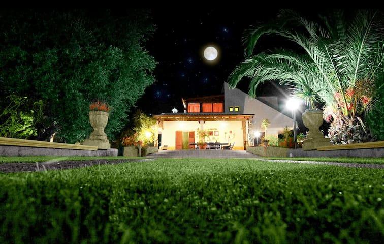 Villa dei Fantasia in Salento - Tuglie - วิลล่า